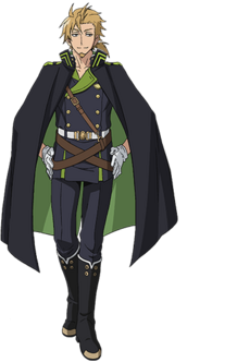 Seraph of the End - Norito Goshi (Anime)