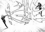 Guren vs Shinya