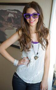 Purple Glasses Victoria