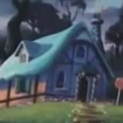 A gingerbread house in Oz?