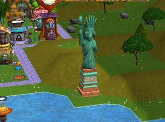 Munchkin Liberty Statue