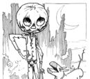 Jack Pumpkinhead and the Sawhorse