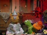Fozzie as the Tin Man