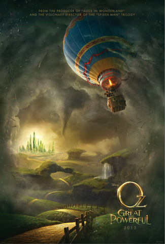 File:Oz The Great and Powerful teaser poster.png