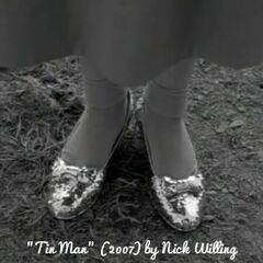 Silver Shoes on the spirit of Dorothy in Syfy's <i>Tinman</i>