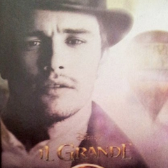 French promotional poster