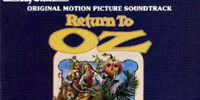 Return to Oz (soundtrack album)