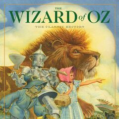 Wizard of Oz. Charles Santore. Silver Shoes.