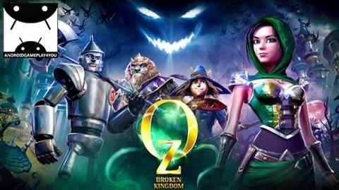 Oz Broken Kingdom™ Android GamePlay Trailer (By NEXON M Inc.)