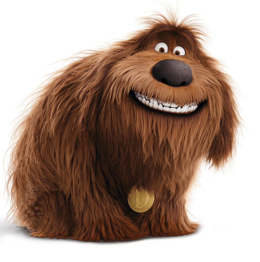 Brown Dog From Secret Life Of Pets