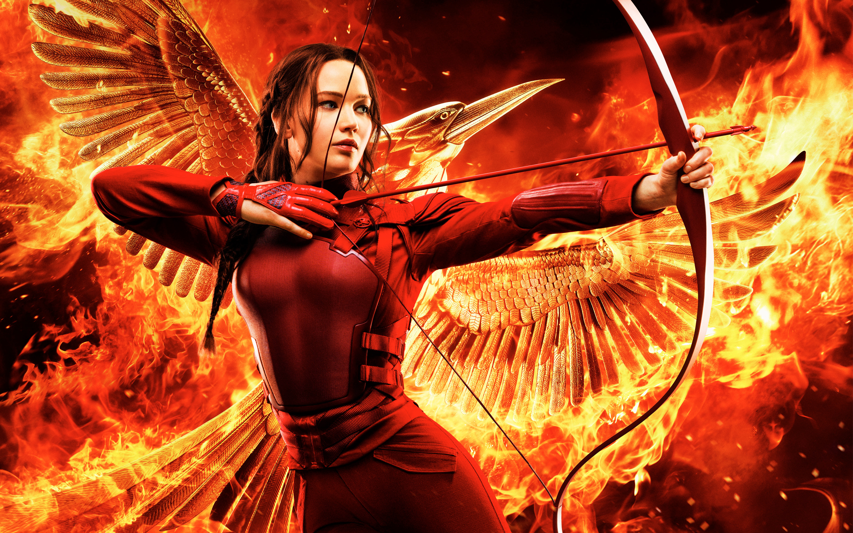 Image result for katniss