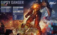 Gipsy Danger Wallpaper