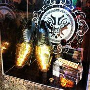 Hannibal Chau Shoes SDCC