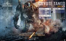Coyote Tango Wallpaper