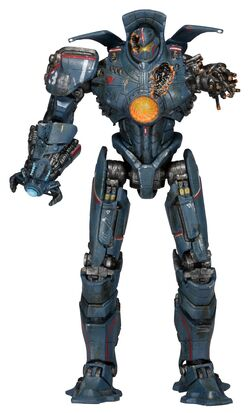 Gipsy Danger (Anchorage Attack) Figure-03