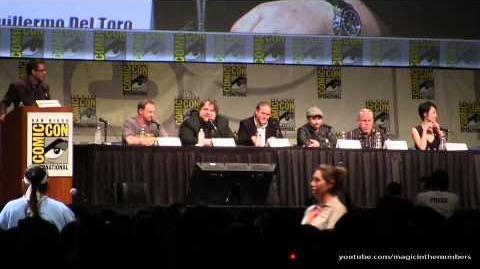 Pacific Rim, San Diego Comic Con 2012