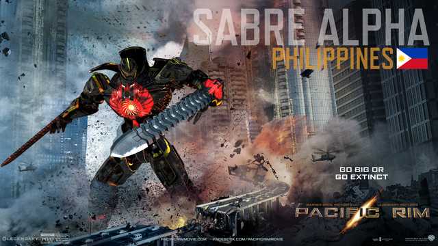 File:Pacific Rim Jaeger - Sabre Alpha1 By Paddy-One.png