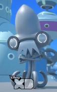 Professor Pac Alien 11