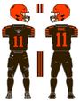 Browns home uniform 2015