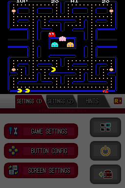 File:Namco Museum DS - Pac-Man (horizontal full, sharp) (DeSmuME 0.9.11).png