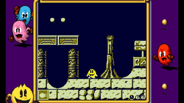File:Pac-In-Time screenshot level 1 (Super GB).png