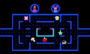 Sesame Street Pac-Man parody