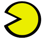 File:PacmManLogoInverted.png