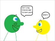 Pac-Man's Dad