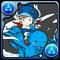 No.733  -{青チョコボ&チョコボ士}-(藍色陸行鳥&陸行鳥士)
