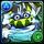 No.3185  氷樹槌・ハンマートロール(冰樹槌・巨槌山怪)