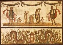 Lares Pompeii