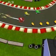 Turbotime racinggame