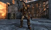 Advanced Sado Commando in Abandoned Factory