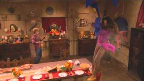 """Pair of Kings"" episode ""Loathe Potion No. 9"""