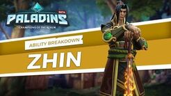 Paladins - Zhin - Ability Breakdown