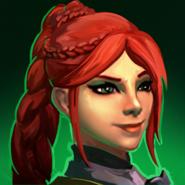 Cassie Portrait Icon