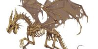 Undead Dragon (a.k.a. Bone Dragon) R.C.C.