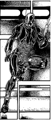 File:NE- SA40 Stealth Power Armor (Also known as the Black Fist).png