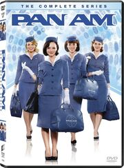 Pan Am- The Complete Series DVD Cover