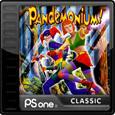 Pandemonium box cover PSone Classic
