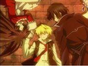 Alice, Oz, and Gilbert