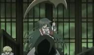 Ep02 - alice with her scythe