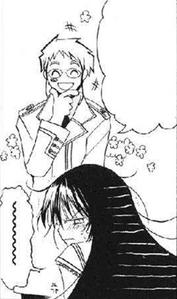 CS manga - cheerful benz