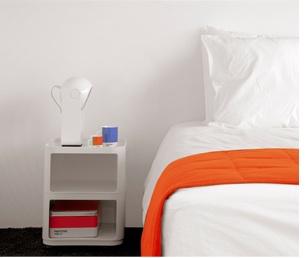 Pantone Bed