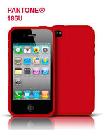 Iphone4 red