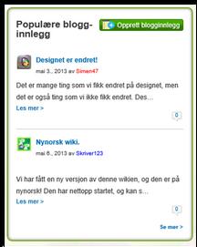 Popblogg
