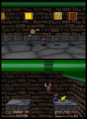Toad town tunnels