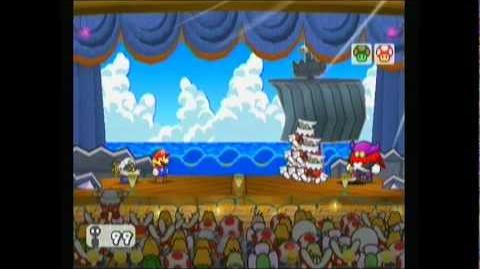 OJaronimo Paper Mario The Thousand-Year Door - Chapter 5 Escape
