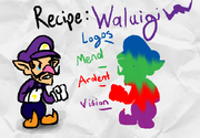 RecipeWaluigi