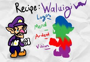 RecipeWaluigi